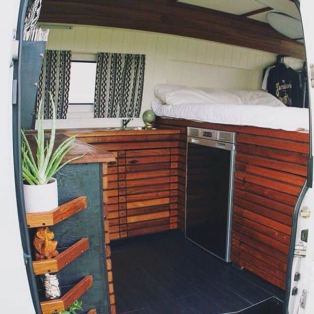 Sprinter Van Conversion 26