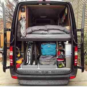 Sprinter Van Conversion 4