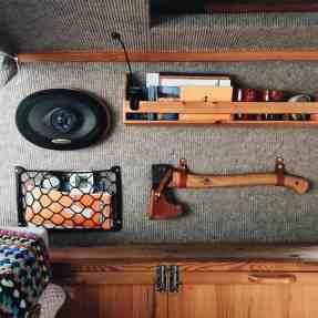Van Camping 19