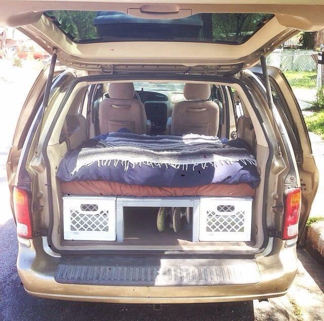 Van Camping 26
