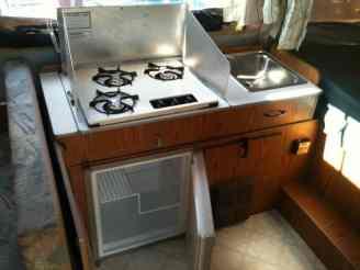 Camper Kitchen Organization 9