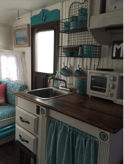 Glamping Ideas Trailer 16
