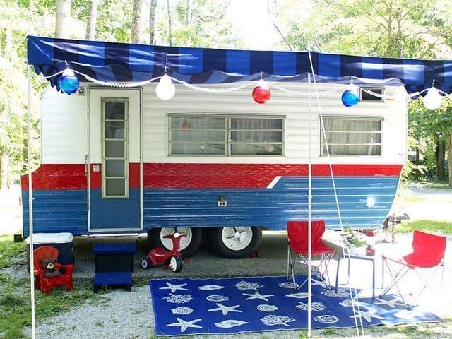 Old Camper 9