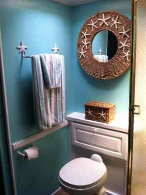 Rv Bathroom 27
