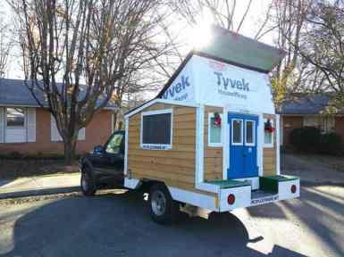 Homemade Camper Trailer Tiny Houses 2