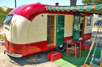Homemade Camper Trailer Tiny Houses 20