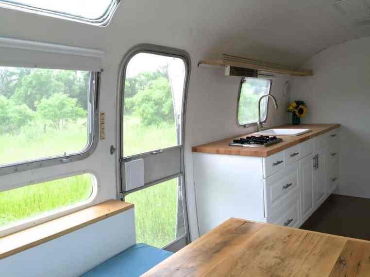 Airstream Kitchen 14