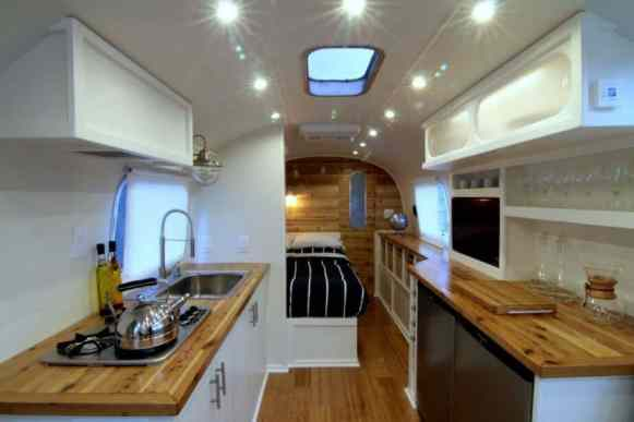 Airstream Kitchen 18