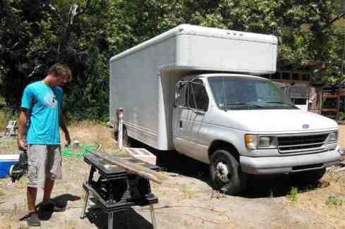 Box Truck Conversion 15