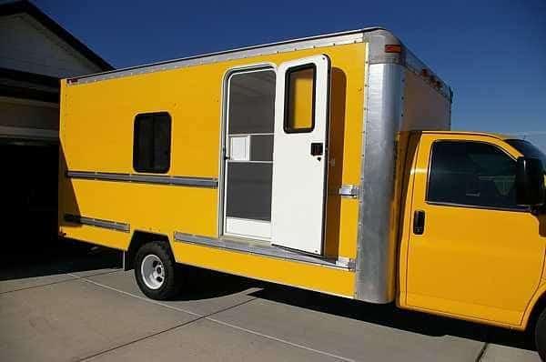 Box Truck Conversion 19