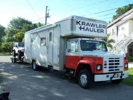 Box Truck Conversion 21
