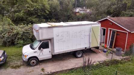 Box Truck Conversion 9