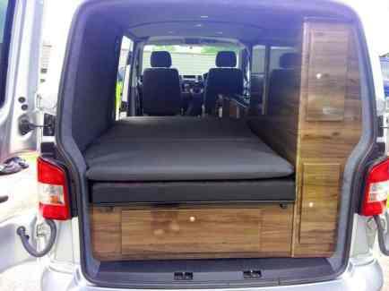 Camper Bed Ideas 1
