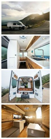 Camper Bed Ideas 16