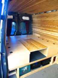 Camper Bed Ideas 26
