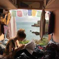 Road Trip Van 12