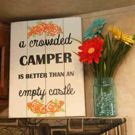 Shasta Camper Remodel 19