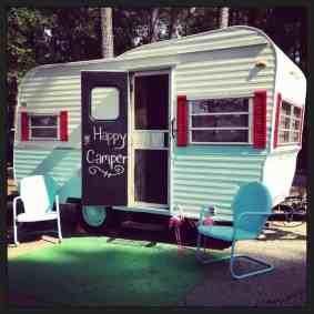 Shasta Camper Remodel 26