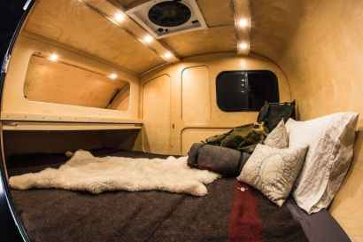 Teardrop Trailer Interior 15