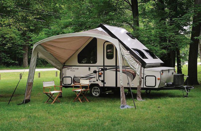 Tiny Camper 25