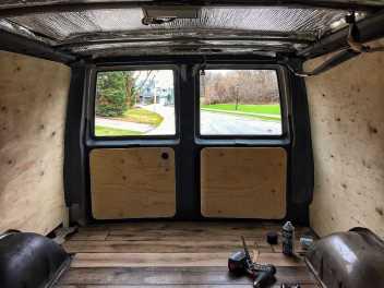 Van Build 26