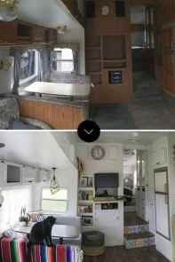 Vintage Camper Remodel 21