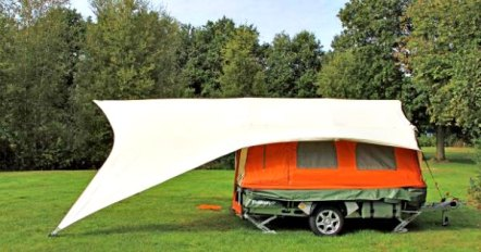 Camping Tent Trailer