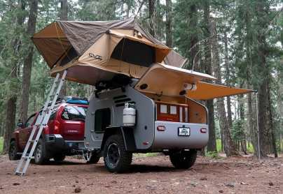 Tiny Tent Trailers