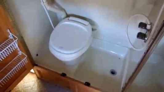 Rv Bathroom Diy
