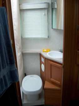 Rv Bathroom Small