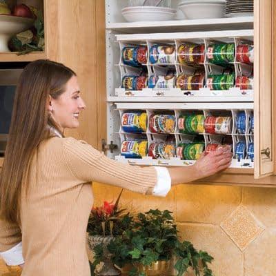 Rv Food Storage Mason Jars