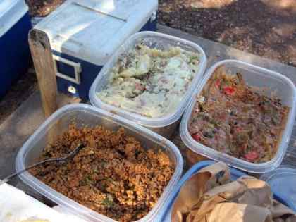 Rv Food Storage Pantries
