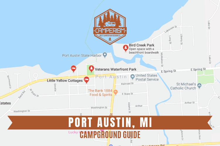 campgrounds in Port Austin Michigan