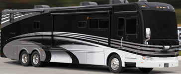 biggest RVs in the world
