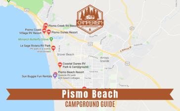 RV Park Pismo Beach
