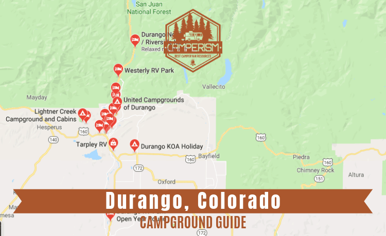 RV Park Durango Colorado