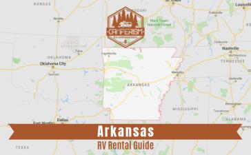 RV rental in Arkansas