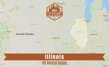 RV rental in Illinois