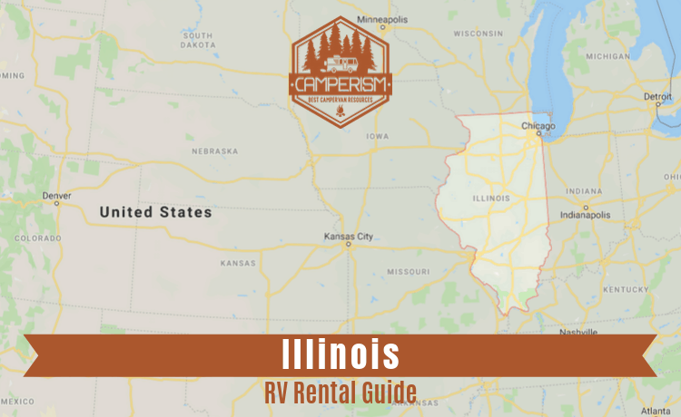 RV rental in Illinois