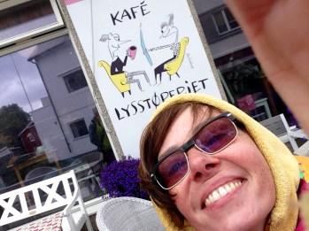 Mein Lieblings-Café auf den Lofoten
