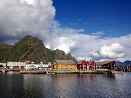 Hafen Svolvaer, Lofoten