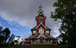 Buksnes-Kirche Lofoten