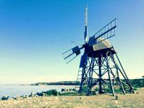In Rente: Die weltweit einzige verbliebene Schleifmühle