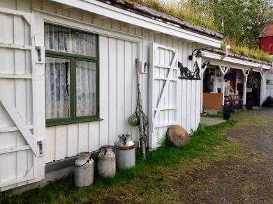 Kabelvåg Camping auf den Lofoten - herrlich!