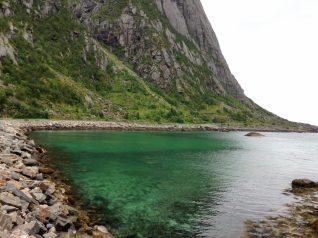 Kurz vor Henningsvær, Lofoten