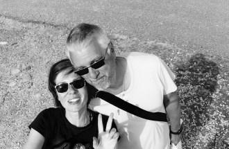 Chillen' parents!