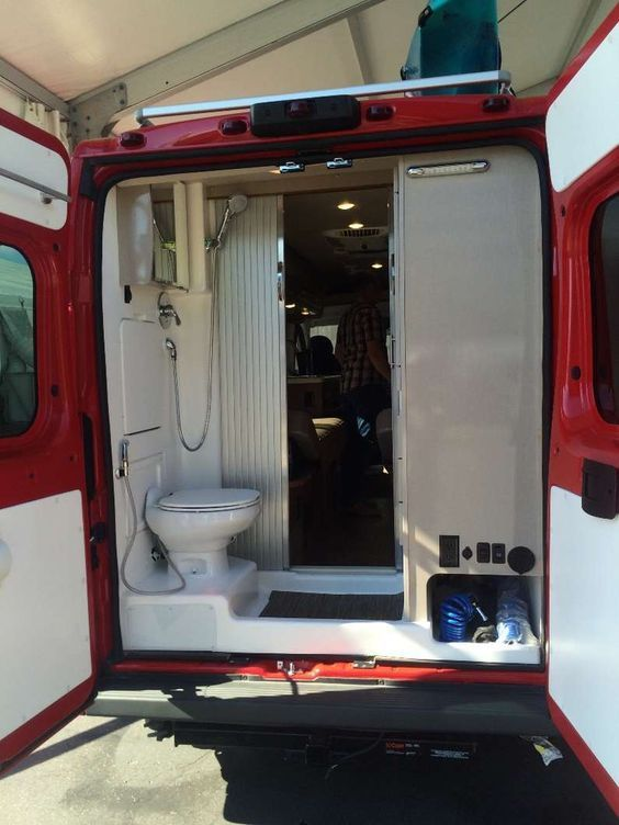 5 ways to add a bathroom in a van to travel