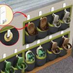 Shoe Organization Hacks for Your RV