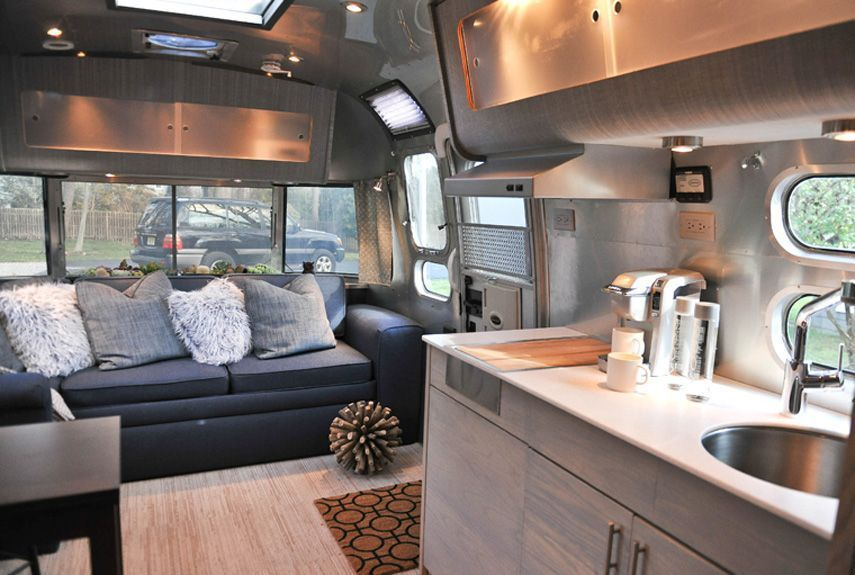 12+ Comfortable RV Design & Decor for a Happy Camper