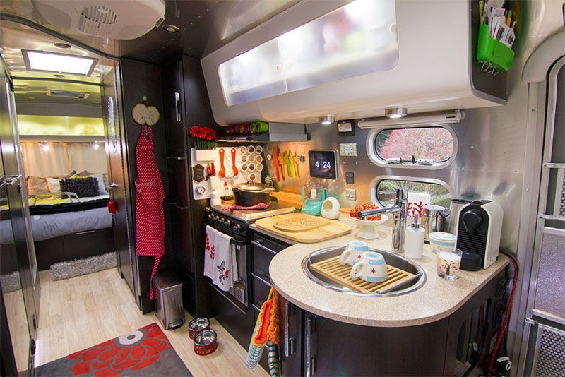10 Awesome RV Storage Ideas for Your Tiny Kitchen